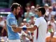 Thể thao - Djokovic - Del Potro: Hoãn vì mưa