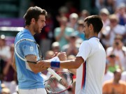 Chi tiết Djokovic - Del Potro: Khí thế ngút trời (KT)