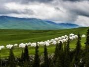 Du lịch - Thiên nhiên đẹp như tranh vẽ ở vùng Tân Cương