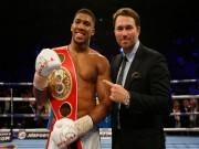 """"""" Vua boxing """"  đặt lịch đại chiến 3  Gã thách thức khổng lồ"""