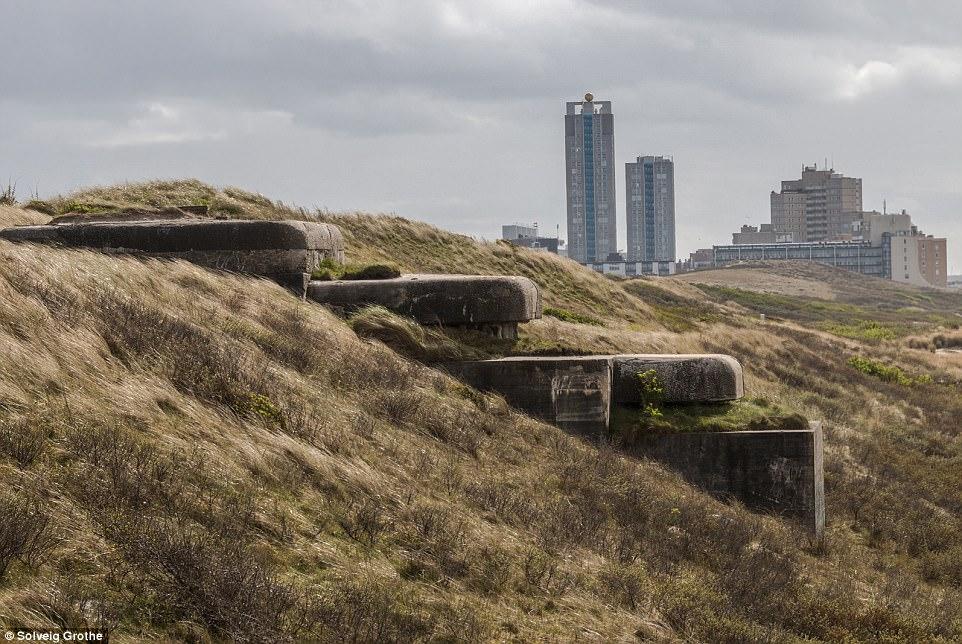 Choáng ngợp thành phố bí mật dưới lòng đất của Hilter ở Hà Lan - ảnh 1