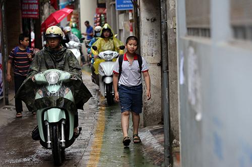 Ngỡ ngàng với làn đường độc nhất Việt Nam - 4