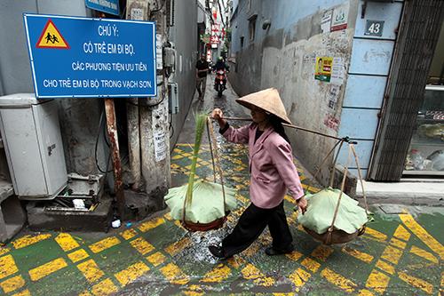 Ngỡ ngàng với làn đường độc nhất Việt Nam - 10
