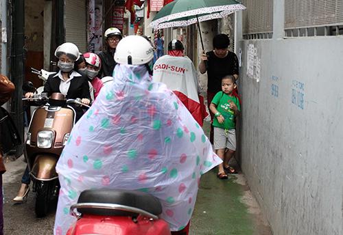 Ngỡ ngàng với làn đường độc nhất Việt Nam - 12