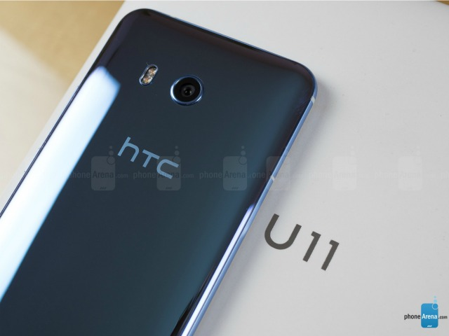 Video màn mở hộp HTC U 11 cực hút mắt