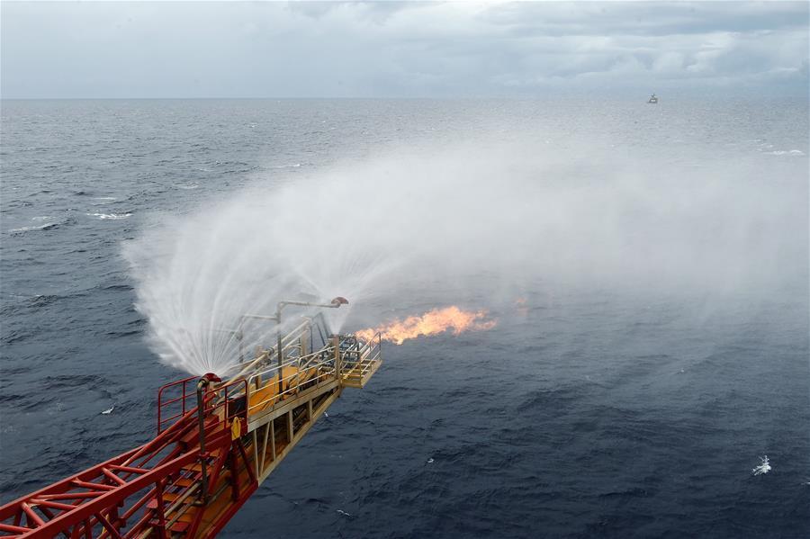 TQ lần đầu khai thác được băng cháy ở Biển Đông - 1