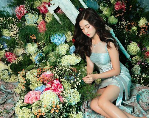 Hoa hậu Mỹ Linh làm cách này để chưa bao giờ lo chuyện tăng cân 9