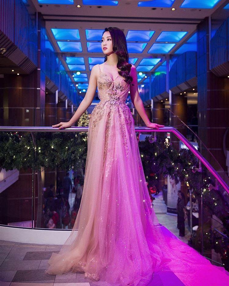 Hoa hậu Mỹ Linh làm cách này để chưa bao giờ lo chuyện tăng cân 11