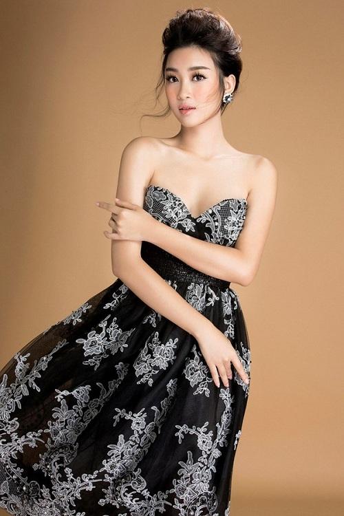 Hoa hậu Mỹ Linh làm cách này để chưa bao giờ lo chuyện tăng cân 12