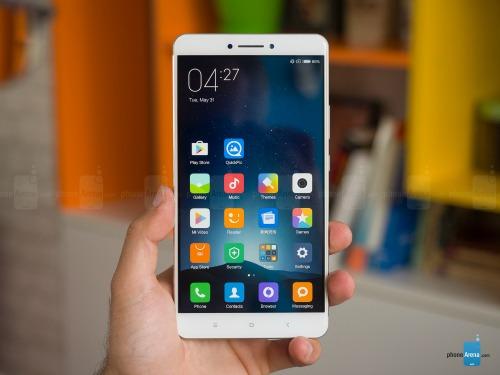 """Xiaomi sắp công bố Mi Max 2 với màn hình lớn, pin """"khủng"""" - 2"""