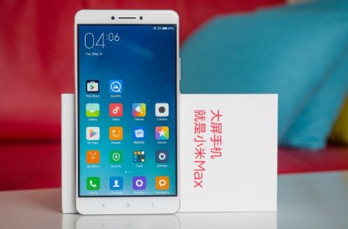 """Xiaomi sắp công bố Mi Max 2 với màn hình lớn, pin """"khủng"""" - 1"""