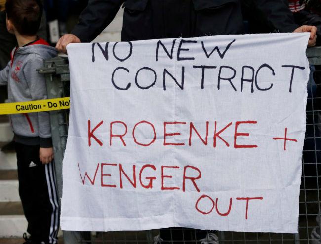 Arsenal phũ phàng với Wenger, phát cuồng vì 1 tỷ bảng - 3