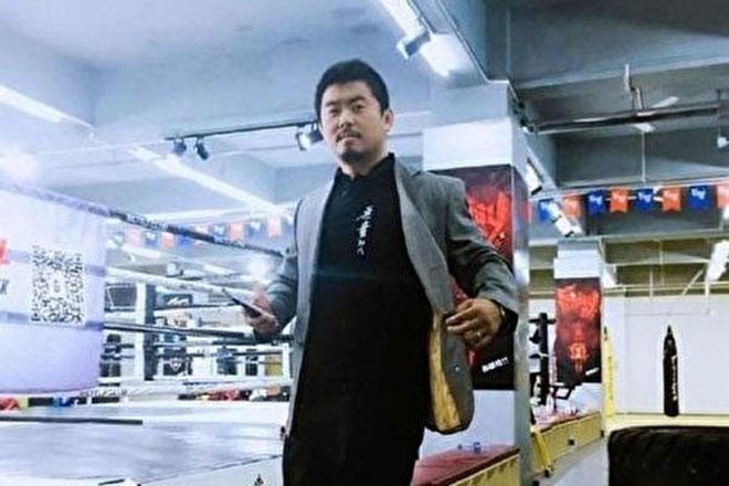 MMA, bị giới võ Trung Quốc truy đuổi: Từ Hiểu Đông sợ hãi, bệ rạc - 1