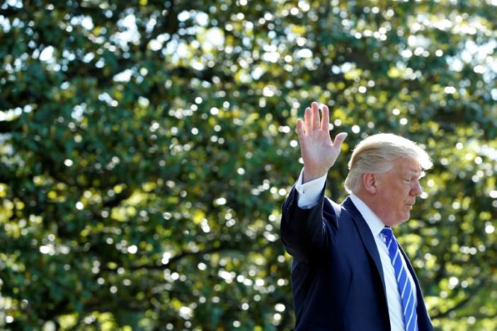 Tỉ lệ người Mỹ ủng hộ Trump giảm thấp chưa từng thấy - ảnh 2