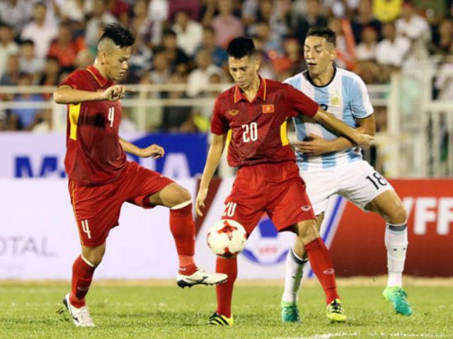 """U20 Việt Nam bị tuýt còi sớm vì lối chơi... """"võ League"""" - ảnh 2"""