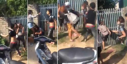 5 thanh niên đánh dã man cô gái trẻ gây sốc trên mạng phạm tội gì? 1