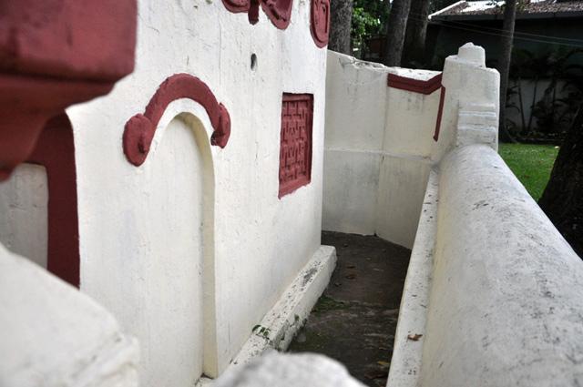 Giải mã ngôi mộ cổ ai đi vào cũng phải cúi mình ở Sài Gòn - 8