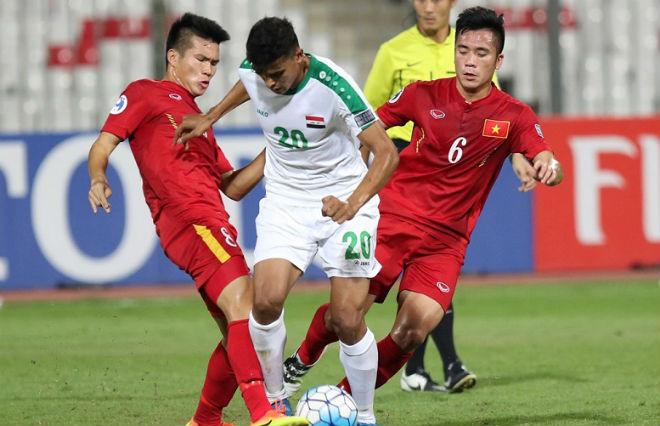 """U20 Việt Nam bị tuýt còi sớm vì lối chơi... """"võ League"""" - ảnh 1"""