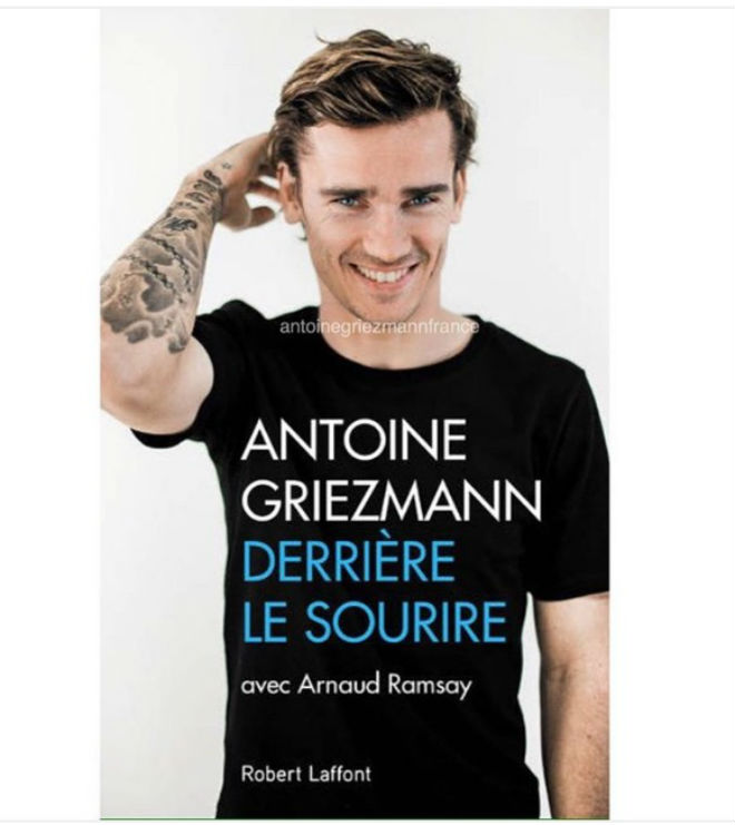 """Griezmann """"thả thính"""" Real, mơ làm việc cùng Zidane - 1"""