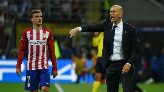"""Griezmann """"thả thính"""" Real, mơ làm việc cùng Zidane - 2"""
