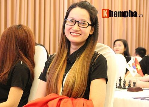 Vô địch châu Á, hoa khôi cờ vua Kim Phụng chưa vội ăn mừng - ảnh 1