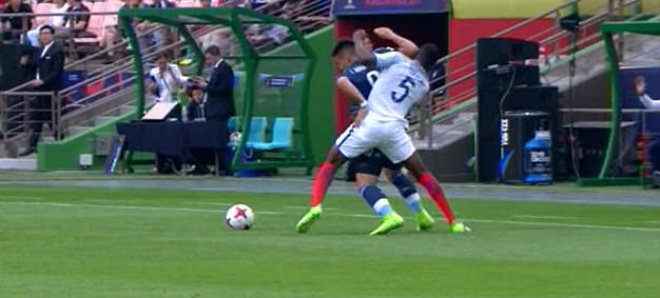 U20 World Cup: SAO 62 tỷ Argentina giở thói côn đồ nhận kết đắng - 2