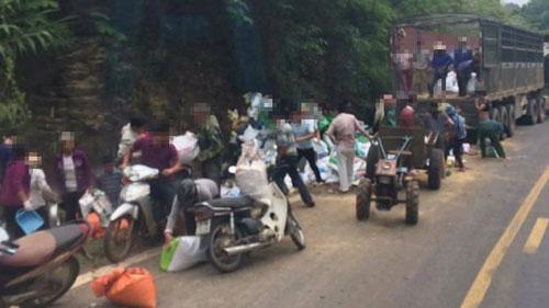 Vụ hôi của sau tai nạn 2 người chết: Công an Hoà Bình lên tiếng - 1