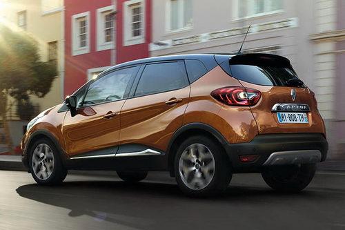 Renault Captur 2017 chốt giá 438 triệu đồng - 3