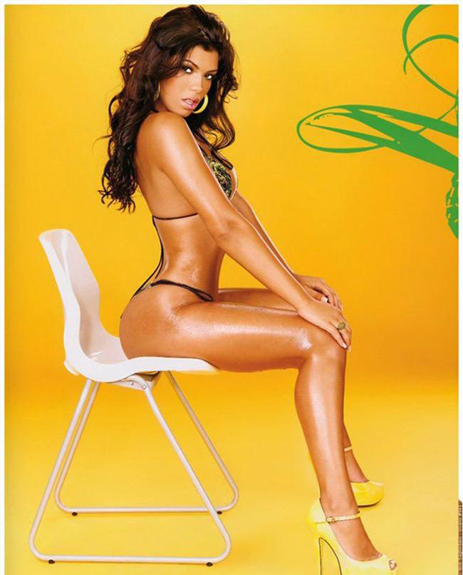 Cô & nbsp;là người mẫu kiêm diễn viên Colombia, đồng thời là MC của đài Telemundo, Tây Ban Nha. Tuy nhiên chuyện tình với CR7 cũng sớm chấm dứt theo kiểu gió bay.