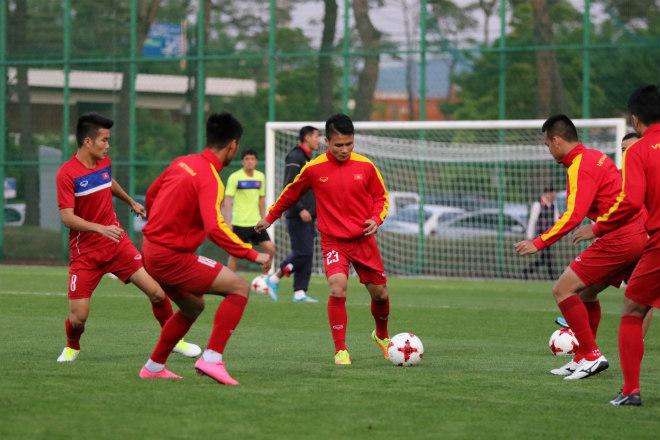 U20 VN ra quân World Cup: Không ngán đọ thể lực New Zealand - 8