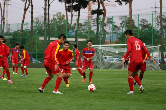 U20 VN ra quân World Cup: Không ngán đọ thể lực New Zealand - 7