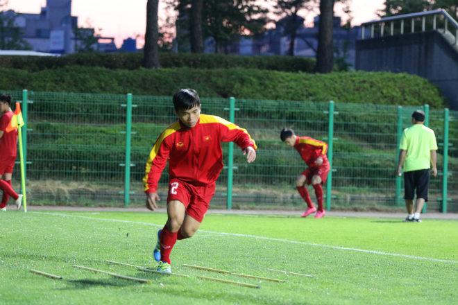 U20 VN ra quân World Cup: Không ngán đọ thể lực New Zealand - 1