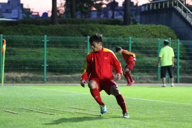 U20 VN ra quân World Cup: Không ngán đọ thể lực New Zealand - 2