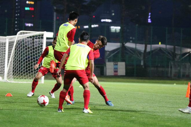 U20 VN ra quân World Cup: Không ngán đọ thể lực New Zealand - 12