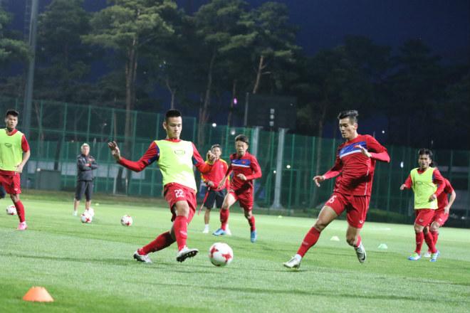 U20 VN ra quân World Cup: Không ngán đọ thể lực New Zealand - 9