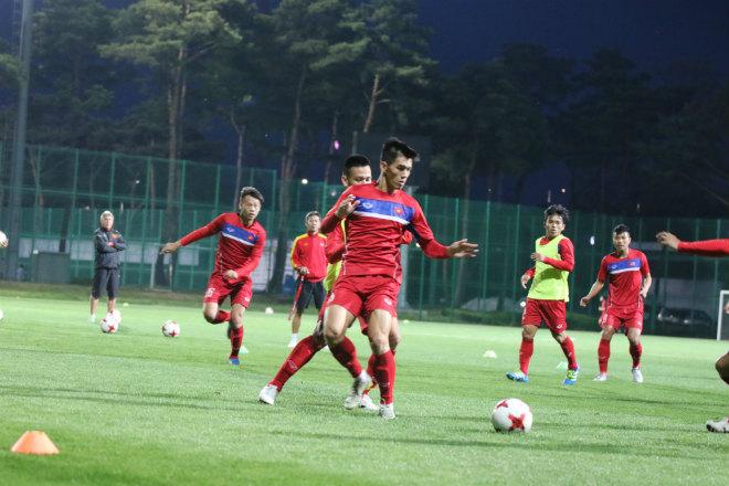 U20 VN ra quân World Cup: Không ngán đọ thể lực New Zealand - 11