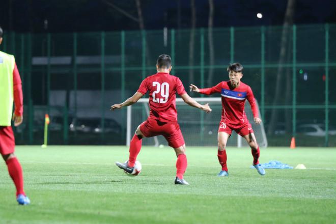 U20 VN ra quân World Cup: Không ngán đọ thể lực New Zealand - 14
