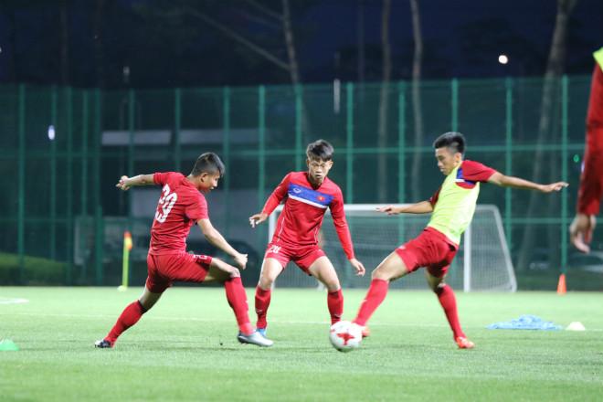 U20 VN ra quân World Cup: Không ngán đọ thể lực New Zealand - 13