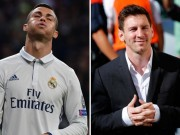 """Bóng đá - Ronaldo bị kiện vì trốn thuế: Báo thân Real tố Barca """"hèn hạ"""""""