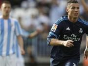 """Bóng đá - Malaga là mồi ngon của Ronaldo: Liga trong """"túi"""" Real"""
