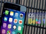 Công nghệ thông tin - Apple tung iOS 10.3.3 beta: Có 3 hình nền mới