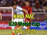 Bóng đá - Khai mạc U20 World Cup: Argentina, Đức thua sốc, Hàn Quốc đại thắng