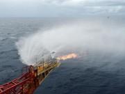 Thế giới - TQ lần đầu khai thác được băng cháy ở Biển Đông