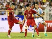 Bóng đá - U20 Việt Nam: Tiền vệ lùn, hàng thủ cao