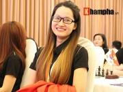 Vô địch châu Á, hoa khôi cờ vua Kim Phụng chưa vội ăn mừng