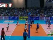Thể thao - Bóng chuyền nữ: U23 Việt Nam nỗ lực đáng khen trước Thái Lan ở bán kết