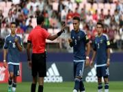 Bóng đá - U20 World Cup: SAO 62 tỷ Argentina giở thói côn đồ nhận kết đắng