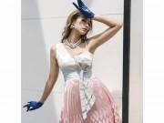 Thời trang - Lilly Nguyễn xuất thần khoe vẻ quý tộc trên phố