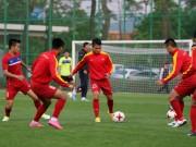 Bóng đá - U20 VN ra quân World Cup: Không ngán đọ thể lực New Zealand