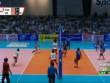 Bóng chuyền nữ: U23 Việt Nam nỗ lực đáng khen trước Thái Lan ở bán kết